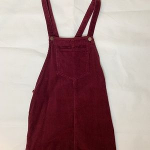 Kendall & Kylie Overall Dress